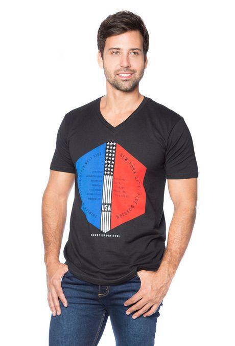 Camiseta-QUEST-Slim-Fit-QUE163BS0061-19-Negro-1
