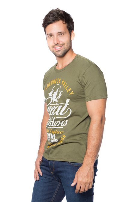 Camiseta-QUEST-Slim-Fit-QUE163BS0078-38-Verde-Militar-2