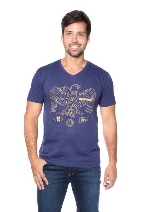 Camiseta-QUEST-Slim-Fit-QUE163BS0082-16-Azul-Oscuro-1