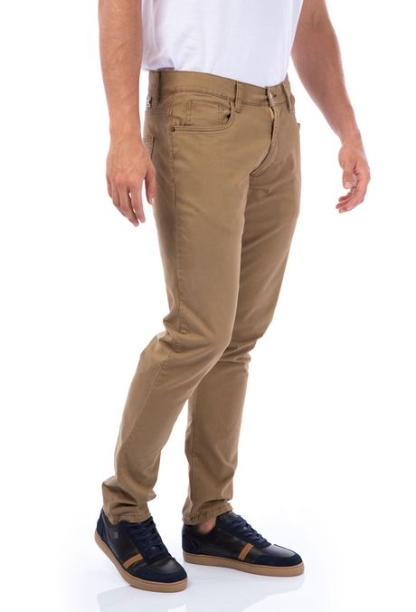 Pantalon-QUEST-Slim-Fit-109011600-22-Kaki-2