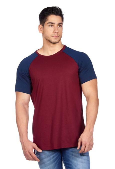 Camiseta-QUEST-Slim-Fit-QUE163180039-37-Vino-Tinto-1