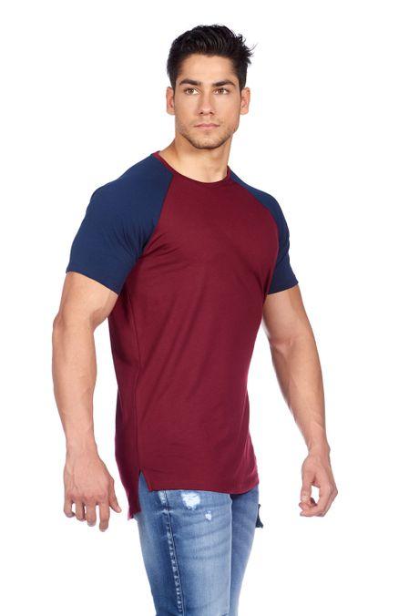 Camiseta-QUEST-Slim-Fit-QUE163180039-37-Vino-Tinto-2