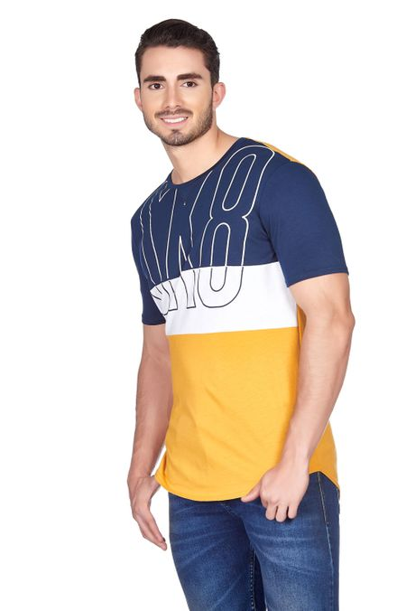 Camiseta-QUEST-Slim-Fit-QUE112180084-50-Mostaza-2