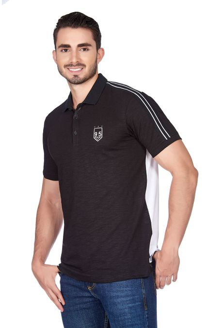 Polo-QUEST-Original-Fit-QUE162180026-19-Negro-2