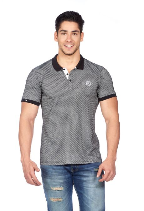 Polo-QUEST-Slim-Fit-QUE162180059-19-Negro-1