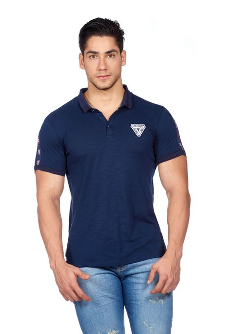 Polo-QUEST-Slim-Fit-QUE162180051-16-Azul-Oscuro-1