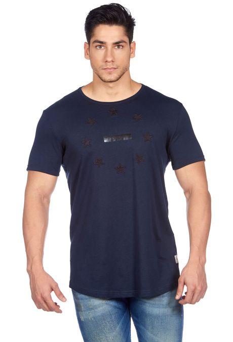Camiseta-QUEST-Original-Fit-QUE112180125-16-Azul-Oscuro-1