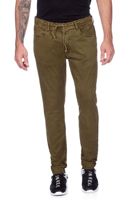 Pantalon-QUEST-Slim-Fit-QUE109180017-38-Verde-Militar-1