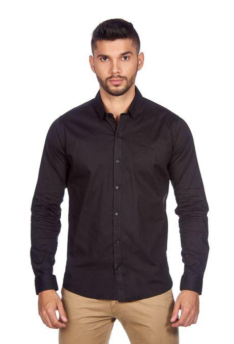 Camisa-QUEST-QUE111BA0010-19-Negro-1
