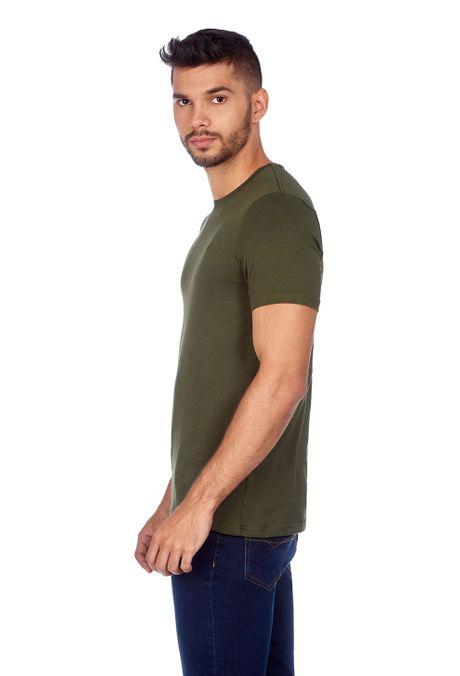 Camiseta-QUEST-Original-Fit-QUE163010003-38-Verde-Militar-2
