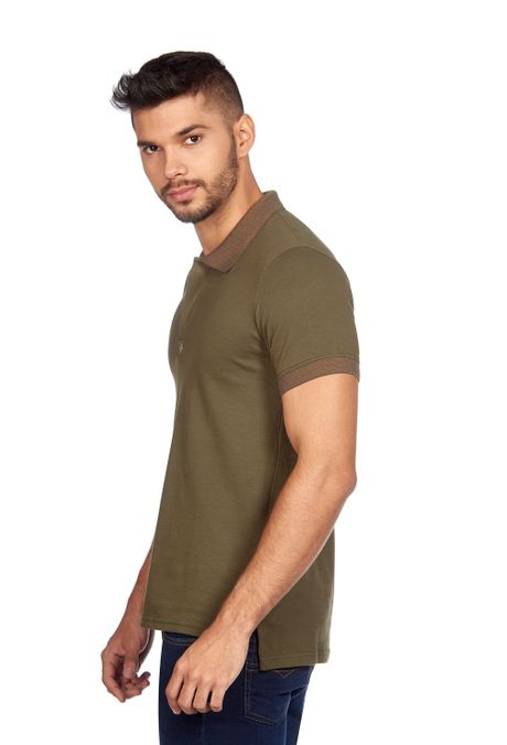 Polo-QUEST-Slim-Fit-QUE162170041-38-Verde-Militar-2