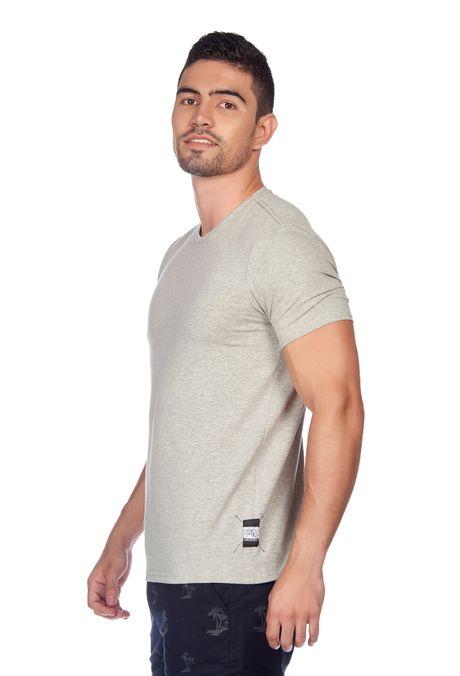 Camiseta-QUEST-Slim-Fit-QUE112180036-86-Gris-Jaspe-Medio-2