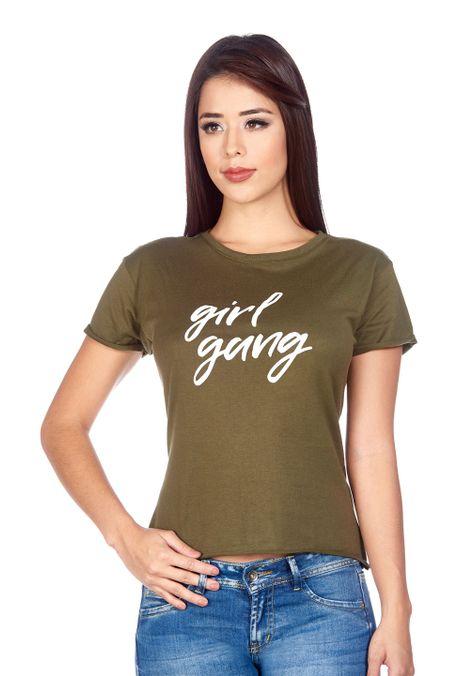Camiseta-QUEST-QUE263BS0025-38-Verde-Militar-1