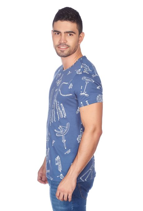 Camiseta-QUEST-Original-Fit-QUE163180022-16-Azul-Oscuro-2
