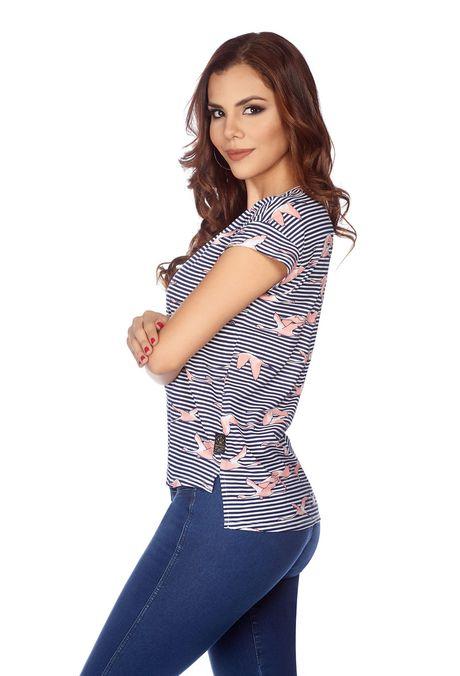 Camiseta-QUEST-QUE263180014-72-Blanco-Azul-2