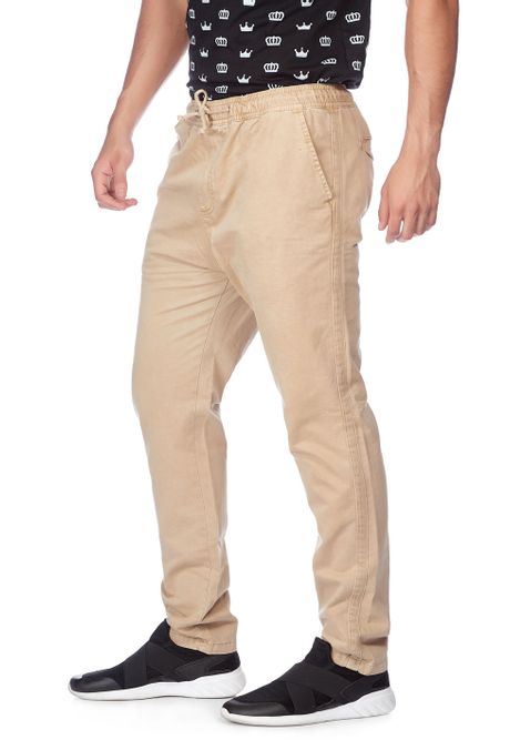 Pantalon-QUEST-Jogg-Fit-QUE109180012-21-Beige-2
