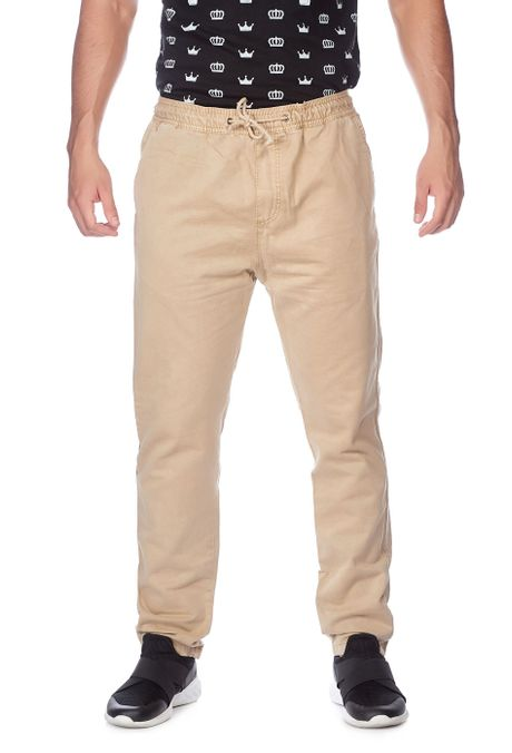Pantalon-QUEST-Jogg-Fit-QUE109180012-21-Beige-1