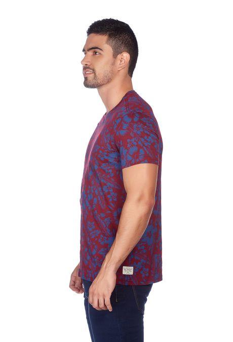 Camiseta-QUEST-QUE163180041-37-Vino-Tinto-2