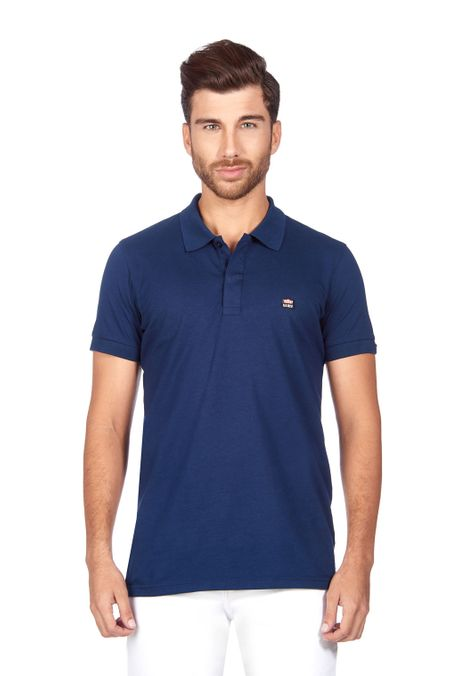 Polo-QUEST-Slim-Fit-QUE162BA0011-16-Azul-Oscuro-1