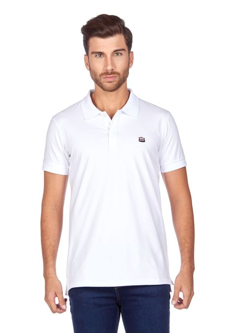 Polo-QUEST-Slim-Fit-QUE162BA0011-18-Blanco-1