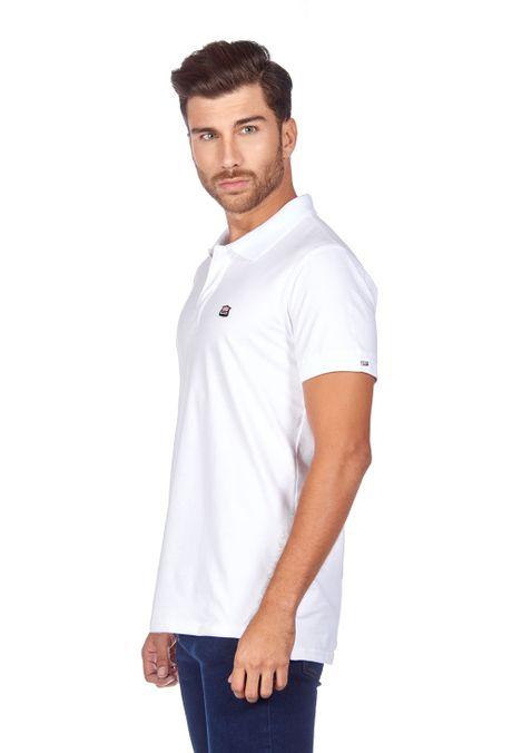 Polo-QUEST-Slim-Fit-QUE162BA0011-18-Blanco-2