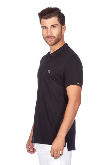 Polo-QUEST-Slim-Fit-QUE162BA0011-19-Negro-2