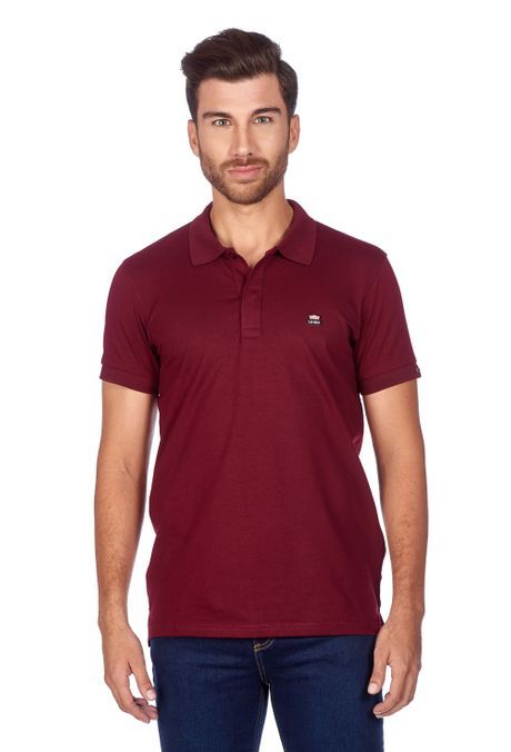 Polo-QUEST-Slim-Fit-QUE162BA0011-37-Vino-Tinto-1