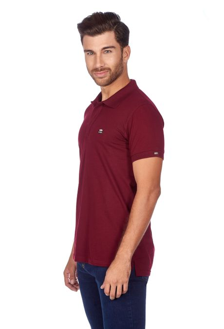 Polo-QUEST-Slim-Fit-QUE162BA0011-37-Vino-Tinto-2