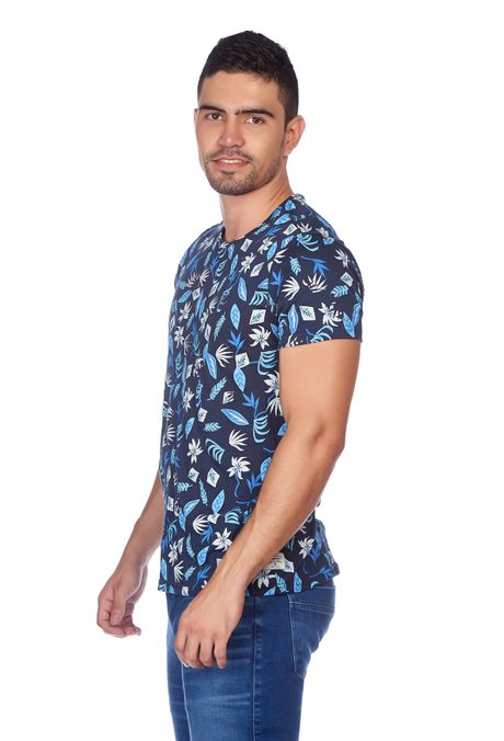 Camiseta-QUEST-Original-Fit-QUE163180024-16-Azul-Oscuro-2