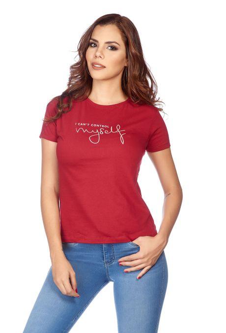 Camiseta-QUEST-QUE263180051-37-Vino-Tinto-1