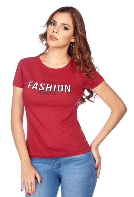 Camiseta-QUEST-QUE263180058-37-Vino-Tinto-1