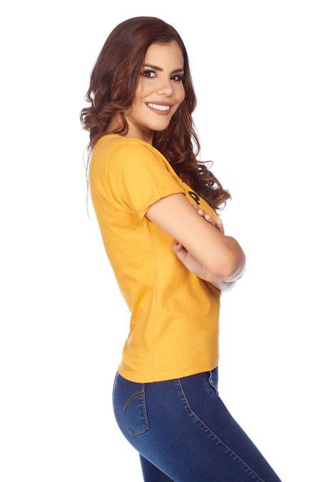 Camiseta-QUEST-QUE263180050-50-Mostaza-2