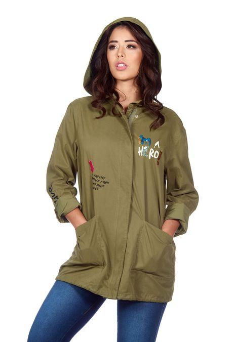 Chaqueta-QUEST-QUE203180015-38-Verde-Militar-1