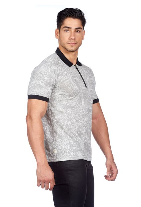 Polo-QUEST-Slim-Fit-QUE162180060-42-Gris-Jaspe-2