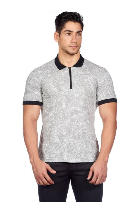 Polo-QUEST-Slim-Fit-QUE162180060-42-Gris-Jaspe-1