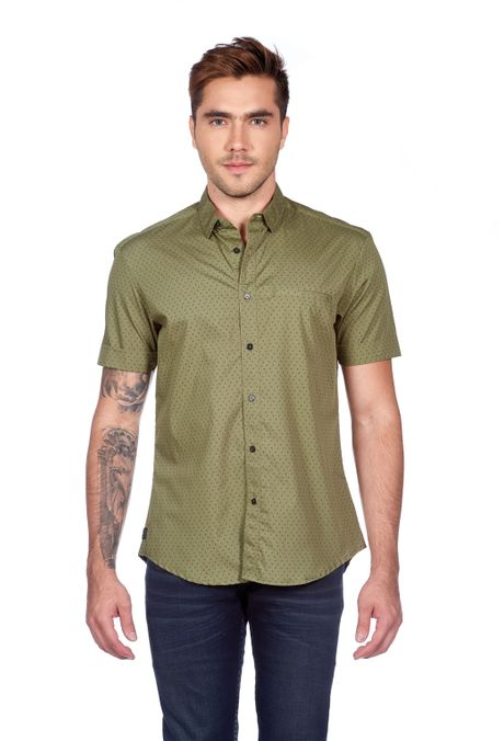 Camisa-QUEST-Original-Fit-QUE111180068-38-Verde-Militar-1
