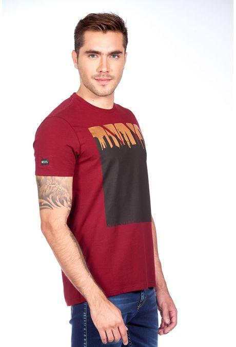 Camiseta-QUEST-Slim-Fit-QUE112180092-37-Vino-Tinto-2