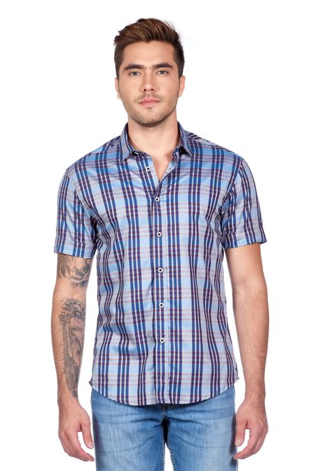 Camisa-QUEST-Slim-Fit-QUE111180102-44-Azul-Petroleo-1