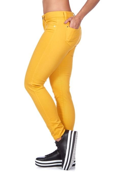 Pantalon-QUEST-Skinny-Fit-QUE209180020-50-Mostaza-2