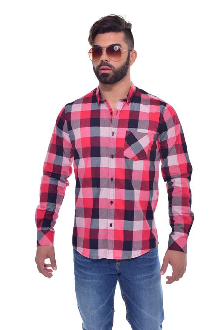 Camisa-QUEST-Slim-Fit-QUE111170134-12-Rojo-1