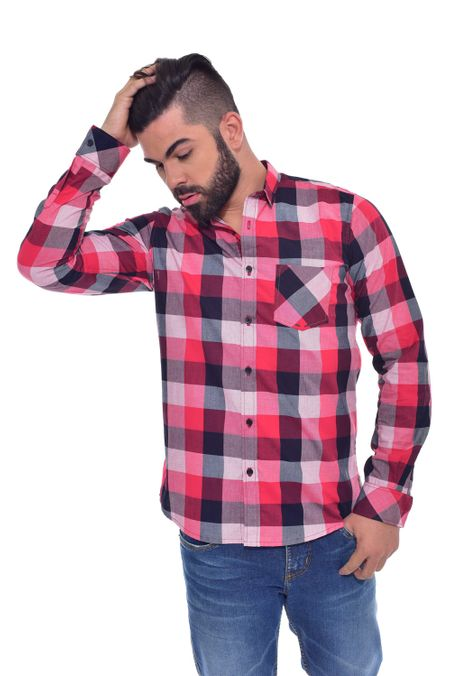 Camisa-QUEST-Slim-Fit-QUE111170134-12-Rojo-2