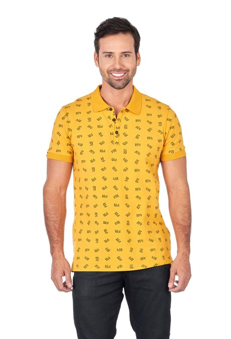 Polo-QUEST-Slim-Fit-QUE162180098-50-Mostaza-1