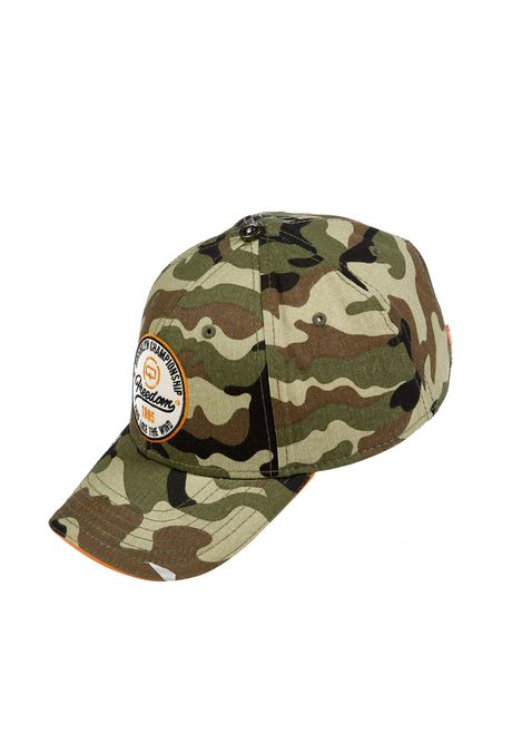 Gorra-QUEST-QUE106180060-38-Verde-Militar-2