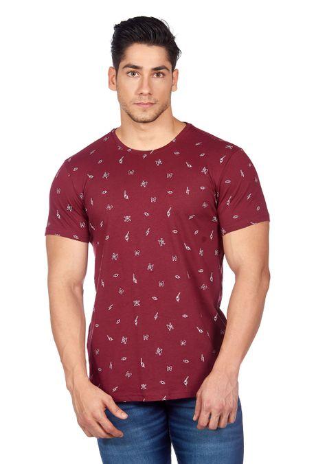 Camiseta-QUEST-Slim-Fit-QUE163180066-37-Vino-Tinto-1