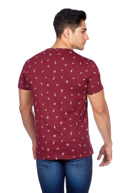 Camiseta-QUEST-Slim-Fit-QUE163180066-37-Vino-Tinto-2