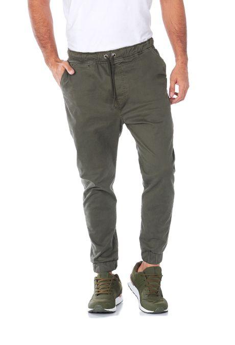 Pantalon-QUEST-Jogg-Fit-QUE109180023-38-Verde-Militar-1