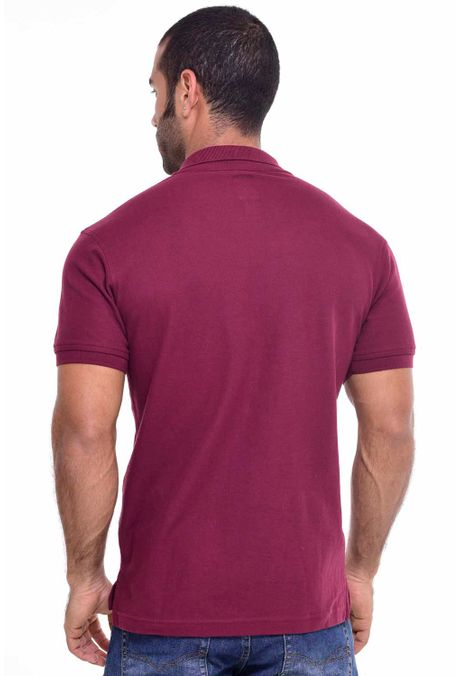 Polo-QUEST-Slim-Fit-QUE162BA0012-37-Vino-Tinto-2