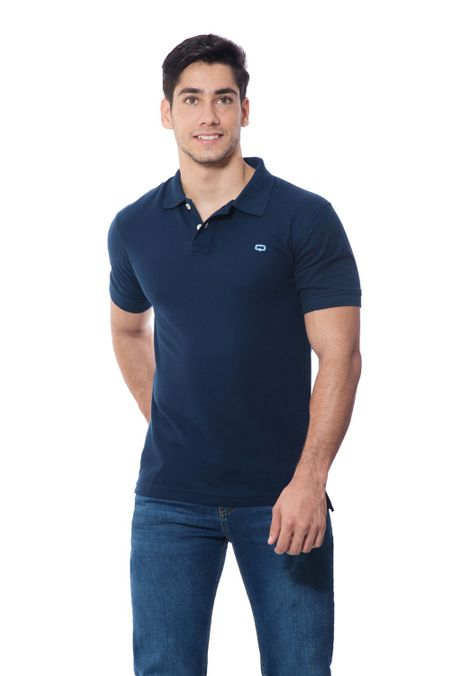 Polo-QUEST-Slim-Fit-QUE162BA0012-16-Azul-Oscuro-1
