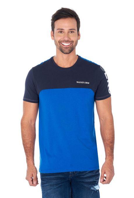 Camiseta-QUEST-Slim-Fit-QUE112180180-46-Azul-Rey-1