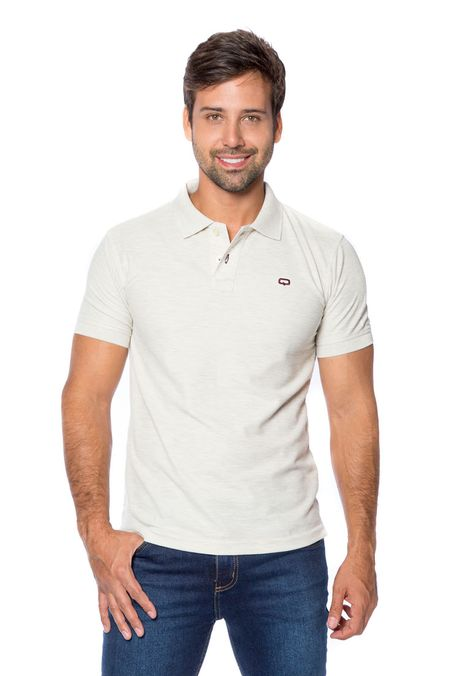 Polo-Quest-Slim-Fit-QUE162BA0012-121-Ivory-Jaspe-1